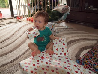 Jake's First Christmas
